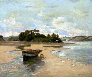 Percy Robert Craft - el estuario del , Devonshire