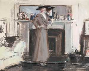 Francis Campbell Boileau Cadell - reflexiones