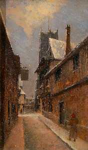 W. Charles Prentice - San Stephen's Carril , Ipswich