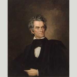 George Peter Alexander Healy - John Do . Calhoun