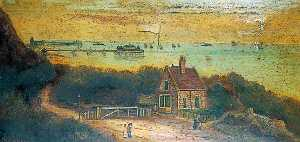 James Williamson - Peaje Casa , lower sandgate Camino , Folkestone , Kent