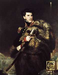 John Robert Wildman - Comandante james clark ross ( 1800–1862 )