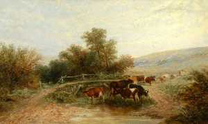 William George Meadows - Eller's Puente , Kent