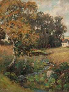 Harry Spence - Otoño a Doune