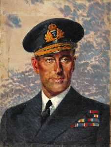 William Little - Almirante señor louis mountbatten