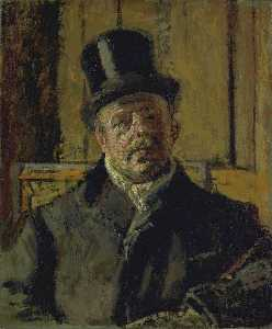 Walter Richard Sickert - Jacques Emilio Blanche