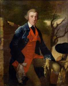 Joseph Wright Of Derby - eduardo becher leacroft de wirksworth