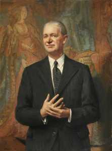 Thomas Anthony Devas - thomas sherrer ross boase ( 1898–1974 ) , Presidente ( 1947–1968 )
