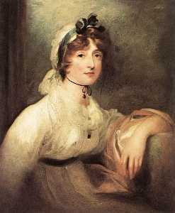 Thomas Lawrence - diana sturt , lady milner
