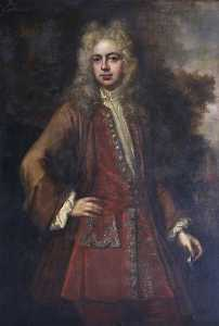 William Gandy - peter woodley de halshanger ( re . 1737 )