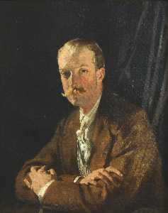 William Newenham Montague Orpen - Geoffrey , Cuarto Marqués de headfort