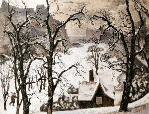 William Crozier - Edimburgo para  nieve